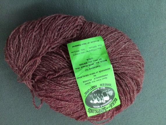 Hand Knitting Yarn : Hand Knitting Yarn, 100% Wool, Yarn, Perendale Wool, Vintage Wool ...