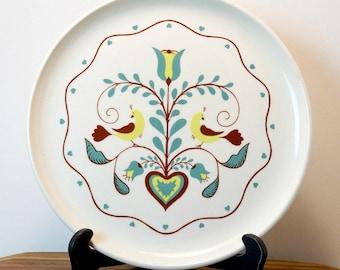 Decorative Vintage Plate / Home decor