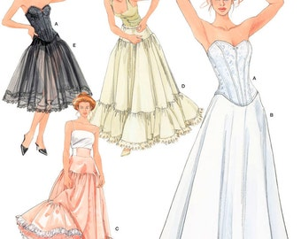 Simplicity Sewing Pattern 5006 Misses Costumes