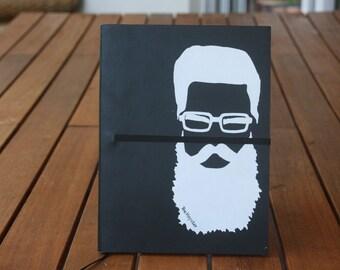 Beer - Workbook - Stationary - The Hopster - Men - Groomsmen - Wedding - Husband - Boyfriend - Dad - Boyfriend - Uncle - Man