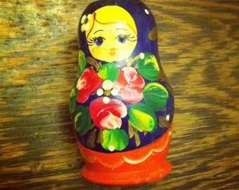 Matryoshka Toothpick Holder