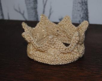 Woodland Crown - Topaz