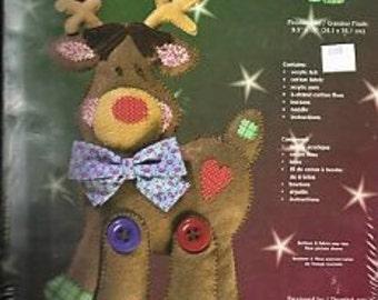 Randy Reindeer Felt Kit
