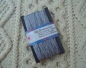 GLO Reflective Yarn Silver