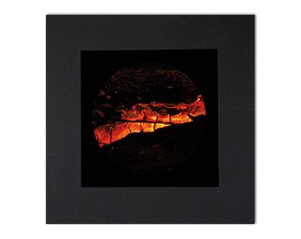 Fire, The four elements, art photography, home decor