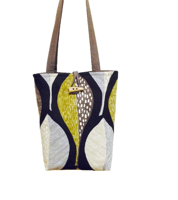 Green quilted tote,Grey quilted tote,Navy quilted tote,Green leaf handbag,Modern design tote,Modern design purse, Navy shoulder bag
