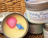 Holiday Romance Natural Soy Wax Candle