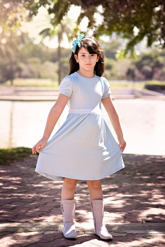 أزياء الاطفال الفساتين المريحة بالنسبة للفتيات. بوابة 2014,2015 il_570xN.681906477_4