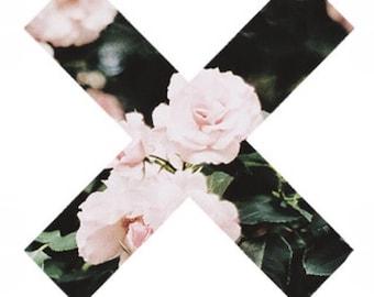 Flower X shirt