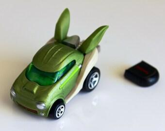 Custom 16GB USB Flash Drive - YODA - Hot Wheels - Star Wars