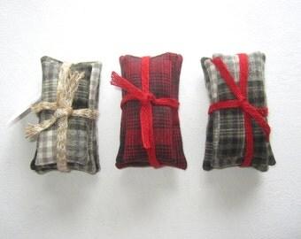 Men's Lavender Sachet Gift Set