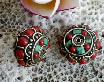 Tibetan Beads