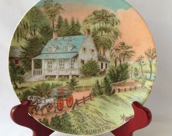 Currier and Ives Summer