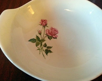 Vintage Royal China Inc. Tea Rose Serving Bowl