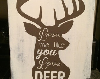 Download Popular items for love deer season on Etsy