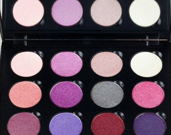 "Diva Cosmeticz ""Diva Eyes"" eyeshadows feature a  full, rich, vibrant color that is last long without rubbing off."