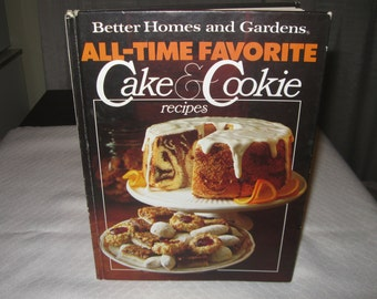 Items Similar To Cookie Cookbook Vintage Better Homes