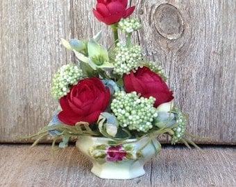 Miniature Floral Arrangement