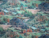 Scenic Landscape Fabric - Natural Discoveries - RJR Fabrics - Quality Quilters Cotton - Price per Yard