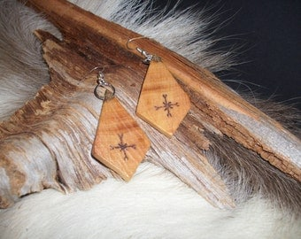 Sami-style earrings Lappland 5
