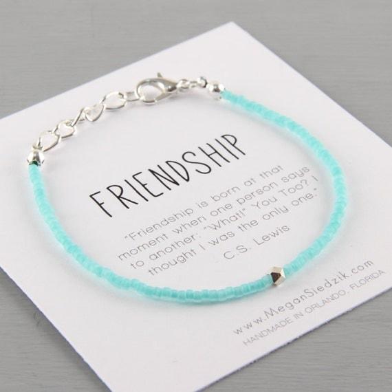 best friend bracelet geometric best friend friendship
