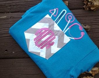Long Sleeve Nurse Pocket Shirt