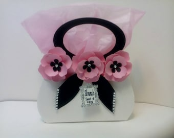 Purse favor bags,gift bags