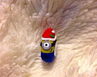 Minion Charm For Pandora Bracelet