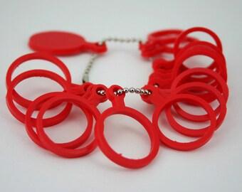 Ring Sizer – Ring Gauge – Ring Measurement