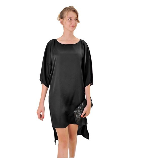 Hem Dress Dress Tunic Dress Dip Hem