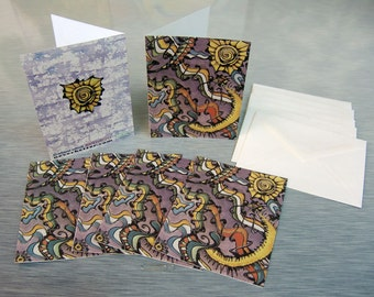 In Celebration Hemp + Recycled Greeting Cards Pack Of 6