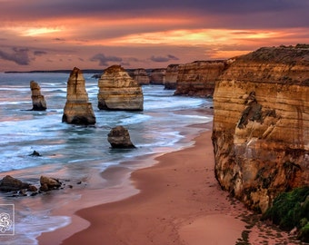 The Twelve Apostles, Australia - Unframed Photo Print - 3 Sizes Available
