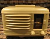 Classic 1950s Radio
