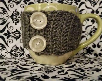 Crocheted Mug glove