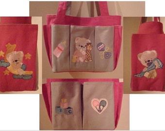 Baby tote....diaper bag