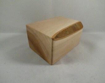 Sycamore Box #B35