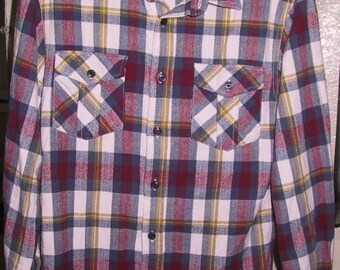 Vintage Jack and Jones Men Shirt/ Okadi