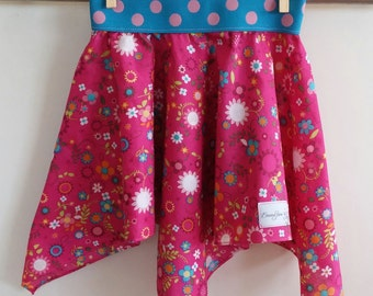 Little girls full skirt - size 1