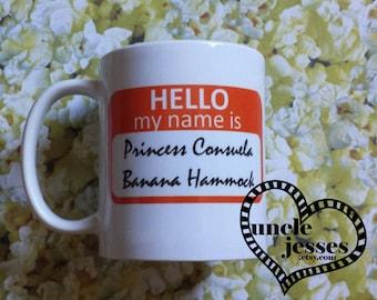 F.R.I.E.N.D.S Inspired Gift: Princess Consuela Banana Hammock - Bestie Birthday Gift, For Her, To Bestie, From Bestie
