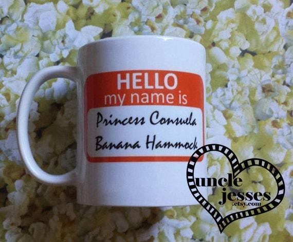 like this item  f r i e n d s inspired gift  princess consuela banana hammock  rh   etsy