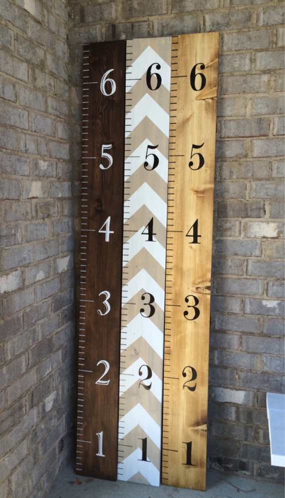 Items similar to Growth Chart Ruler on Etsy