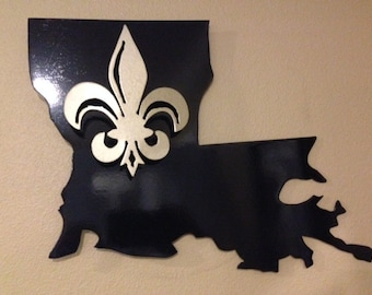 New Orleans Saints wall art