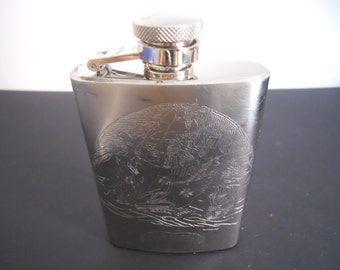 Pocket flask/Hip flask/Stainless steel flask