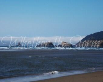 """Oregon coast """"Aquatic Allure"""" - Fine art print Home decor"""