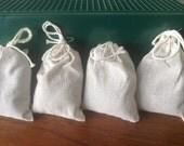 "Vermicompost ""Worm"" Tea Bags (4 bags, each makes 3 gallons of tea)"