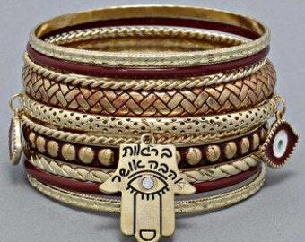 Multi Layered Bracelet