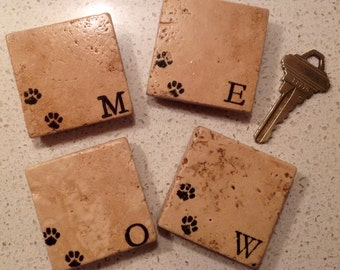 Magnets ~ Stone Magnets ~ Stamped Magnets