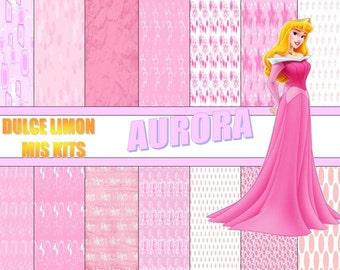 more images kit funds Disney Princess Aurora !!!