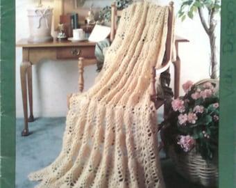 Leisure Arts Crochet Leaflet