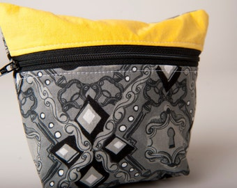 Cosmetic Bag - Makes a great stocking stuffer!